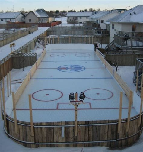 backyard hockey rink backyard ice rink materials 2017 2018 best cars reviews