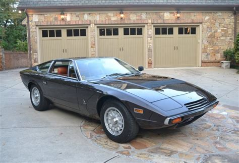 maserati khamsin for sale 1977 maserati khamsin 5 speed for sale on bat auctions