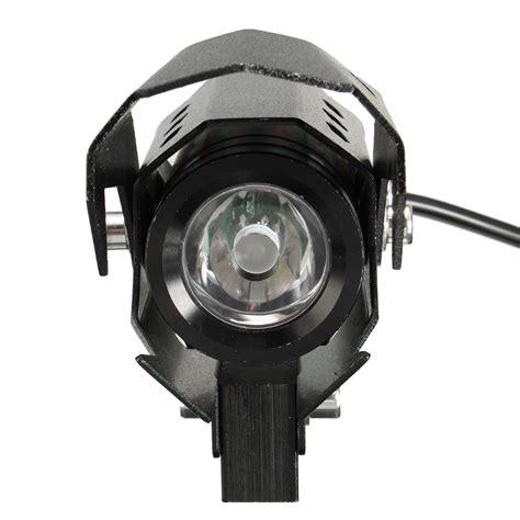 Led U8 1500lm u8 motorcycle bike led spot fog hi low beam driving