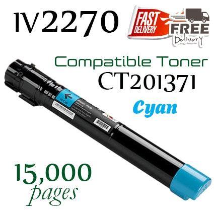 compatible fuji xerox ct201370 ct201371 ct201372 ct201373