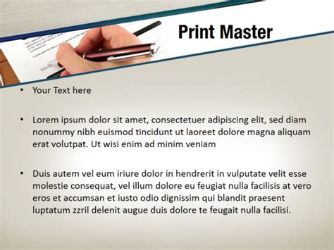 ppt templates for loan student loan application powerpoint templates student