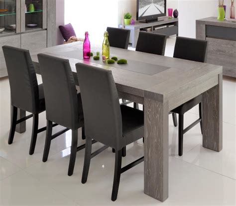 prettiest grey wood dining table models homeideasblog