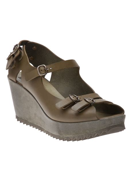 Original Pedro Shoes 1 pedro garcia flavia shoe in green lyst