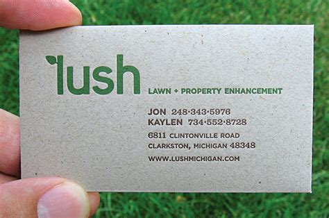Best Eco Friendly Business Cards