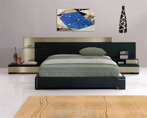 contemporary bedroom sets lf ff b barcelona modern platform bed lf ff b barcelona
