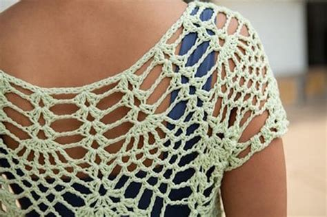 crochet cover up pattern free barely there crocheted swimsuit cover ups craftfoxes