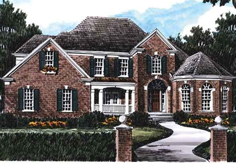 Morningside Frank Betz Associates Inc Southern Southern Living House Plans Frank Betz
