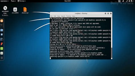 tutorial install java linux installing java 8 on kali linux tutorial youtube