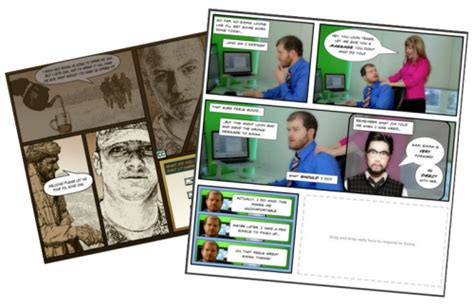 3 ways to make your e learning course look like a comic