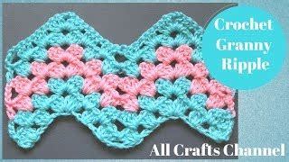 zali zig zag crochet pattern zali zig zag crocheted chevron blanket уроки вязания на видео
