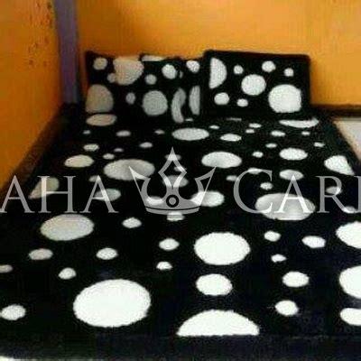 Karpet Karakter Hitam Putih jual grosir karpet karakter karpet kontemporer 4 graha