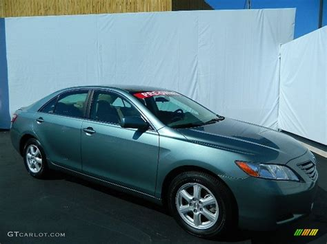 Toyota Camry Green Color 2008 Jasper Green Pearl Toyota Camry Le 78462051 Photo 5