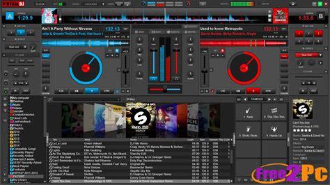 dj software free download full version 2016 virtualdj 8 pro crack free download full version 2016