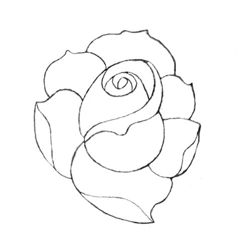 simple rose tattoo drawing traditional rose art pinterest traditional tattoo