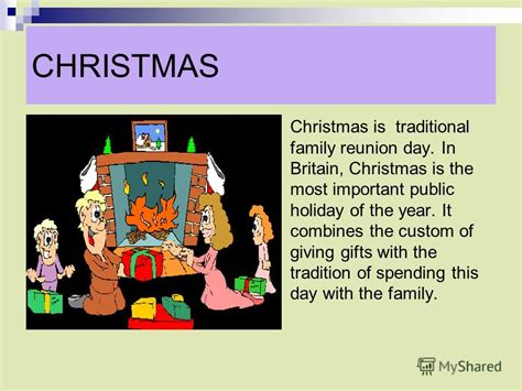 christmas is caring chords презентация на тему quot is traditional family reunion day in britain