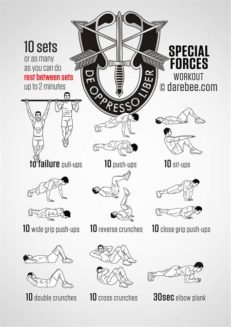 best 25 special forces workout ideas on