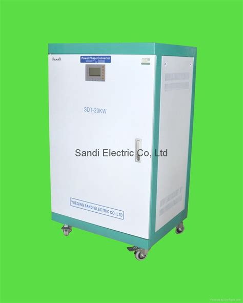 20kw phase converter single phase 230vac to 3 phase 415vac