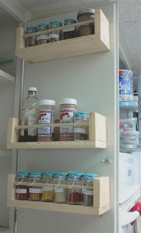 diy counter spice rack in cabinet spice rack plans plans diy how to make unusual64ijy