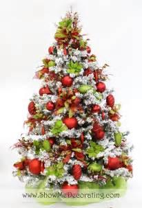 tree themes show me decorating 2013 christmas tree themes inspiration