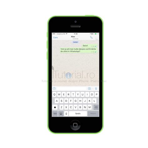 tutorial de whatsapp para iphone despre confirmari de citire 238 n whatsapp messenger pe iphone