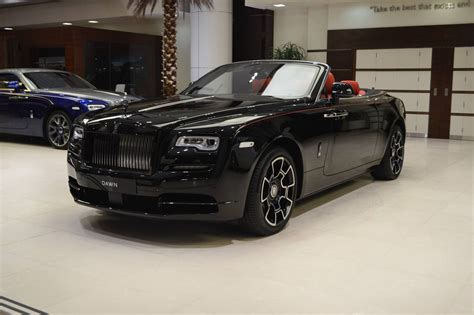 roll royce dawn black this rolls royce dawn wears its darkness like a black