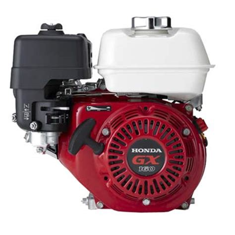 honda gx160 5 5 hp horizontal commercial engine the