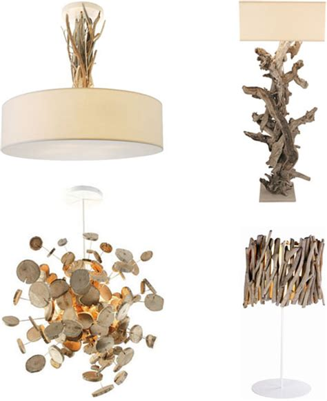 Driftwood Decor 24 Dramatic Art Ls Lighting Designs Driftwood Light Fixtures