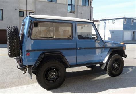 g sale 1983 mercedes 280ge buy 1983 mercedes 280ge
