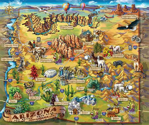google image result for http mappery com maps arizona
