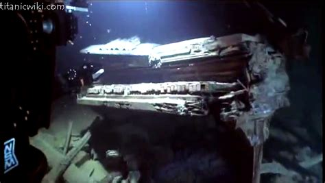 How To Play Sinking On Piano by A Piano In The Titanic Wreckage Possibly Played By