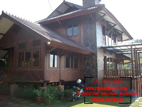 desain interior rumah panggung harga rumah kayu knock down palembang desain plafon