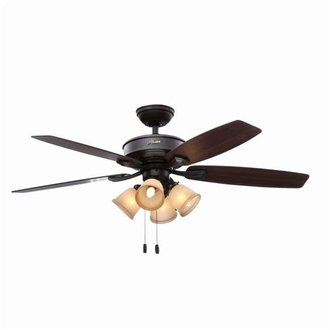 B 52 Ceiling by Belmor 52 In Indoor New Bronze Ceiling Fan With