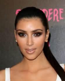 kim kardashian makeup looks 社交名媛金 183 卡達夏的美妝 tommy beauty pro