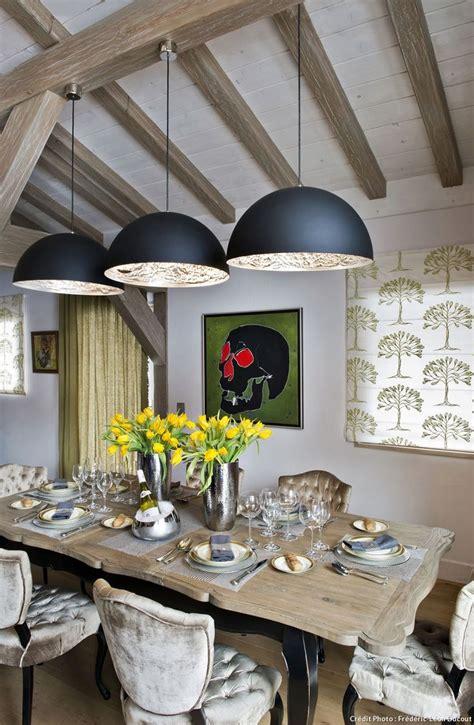Couleur Poutres Au Plafond by Cuisine 195 Pingles Plafonds Poutres Apparentes