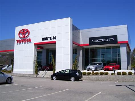 Rt 44 Toyota Route 44 Toyota Car Dealership In Raynham Ma 02767