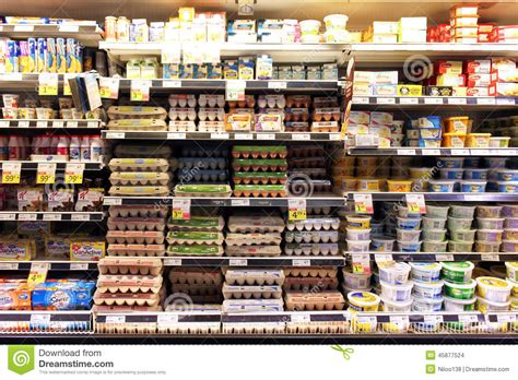 why are eggs in the dairy section eggs and dairy products editorial stock image image