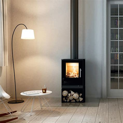 Ignite Stoves & Fireplaces   Rais Q Tee Woodburning Stove