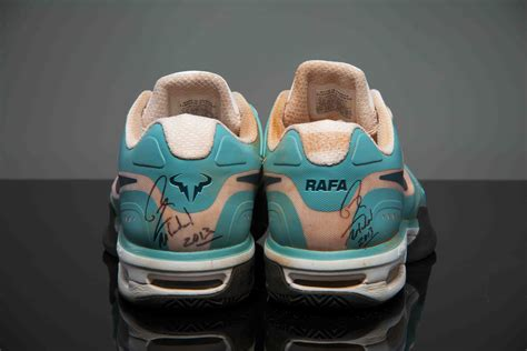 rafa shoes rafael nadal small steps project