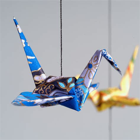Origami Crane Mobile For Sale - origami mobiles for babies baby shower origami gifts