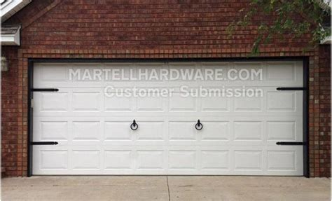 Decor Garage Doors by Epic Garage Door Decorative Hardware On Wonderful Home