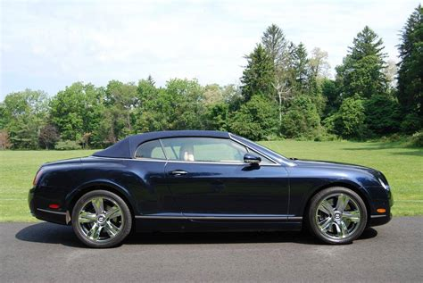 2008 bentley continental gtc for sale 2008 bentley continental gtc for sale 1655783 hemmings