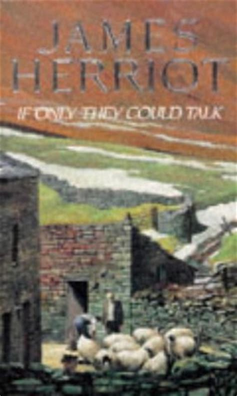 if only books if only they could talk by herriot reviews