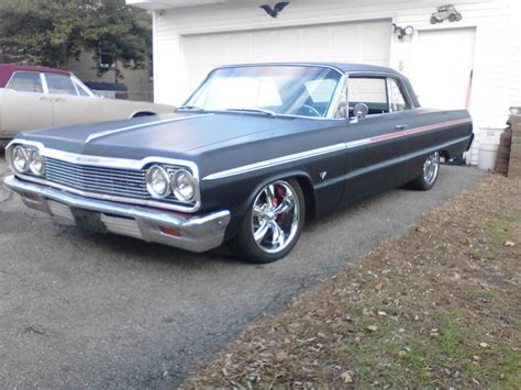 1972 chevy impala ss for sale 1964 chevrolet impala ss for sale classiccars cc