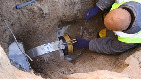 Why Dig? Trenchless Sewer Line Replacement Bypasses the