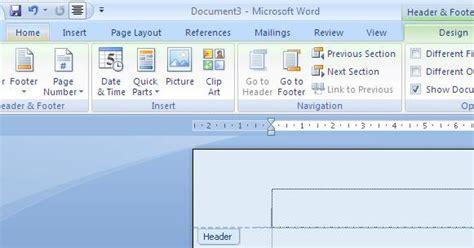 membuat kop surat word 2013 cara membuat garis bawah kop surat di microsoft word 2007
