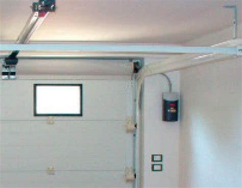 Low Profile Garage Door by Inoxframe