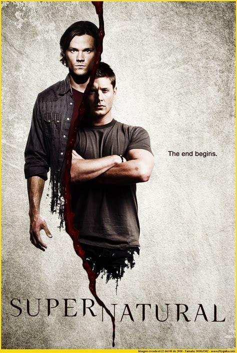 Supernatural Season 6 spn season 6 poster