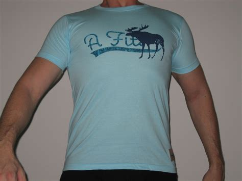 White Shirt Resell by Wholesale Reseller 10x Abercrombie And Fitch Shirt Serie 5 Baby Blue M Buy Lots