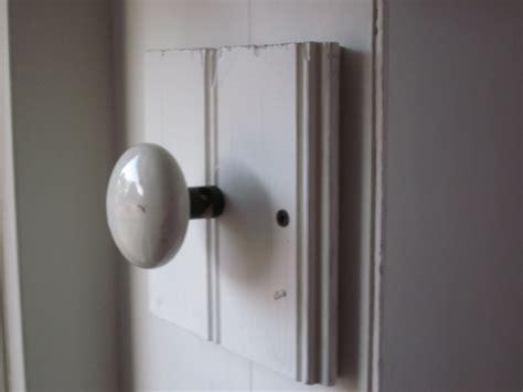 Coat Hanger Knobs by I Make Stuff Door Knob Coat Hanger And Bonus Shelf