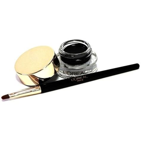 Loreal Eyeliner Gel Harga l oreal 24h liner waterproof gel eyeliner reviews